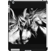 The man who was long forgotten  iPad Case/Skin