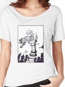 From Above® comic Women's Relaxed Fit T-Shirt