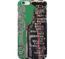 Chicago Blackhawks - 2013 iPhone Case/Skin