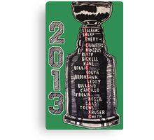 Chicago Blackhawks - 2013 Canvas Print
