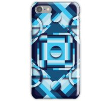 Cyaneous Infection iPhone Case/Skin