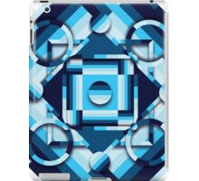 Cyaneous Infection iPad Case/Skin