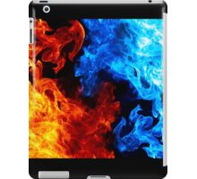 Two Forces  iPad Case/Skin