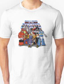 GoBots - Cast -  Logo Unisex T-Shirt