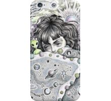 Napping In... The Twilight Zone iPhone Case/Skin