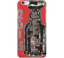 Chicago Blackhawks - 2015 iPhone Case/Skin