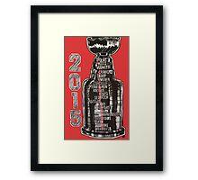 Chicago Blackhawks - 2015 Framed Print