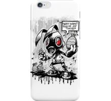 RvB - Not you average easter bunny iPhone Case/Skin