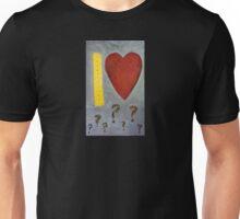 """How Do I Measure My Love ?"" Unisex T-Shirt"