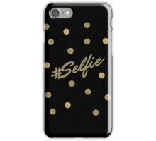 #Selfie iPhone Case/Skin