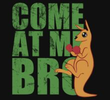 COME AT ME Funny Man's Tshirt by Kitty007-Store
