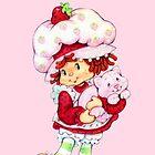 Strawberry Shortcake & Custard by DGArt