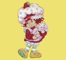 Strawberry Shortcake & Custard Kids Tee