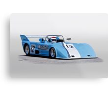 1973 Lola T292 Vintage Can Am Racecar Metal Print