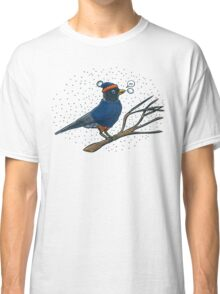 Annoyed IL Birds: The Robin Classic T-Shirt