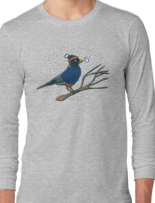 Annoyed IL Birds: The Robin Long Sleeve T-Shirt