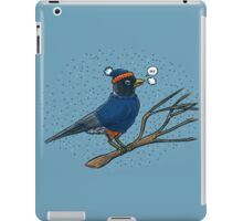 Annoyed IL Birds: The Robin iPad Case/Skin