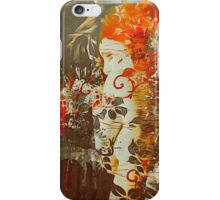 garden of vanities iPhone Case/Skin