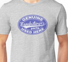 Genuine Parts Unisex T-Shirt
