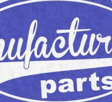 Genuine Parts Sticker