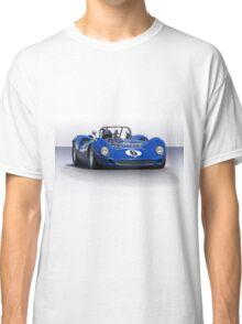 1966 Lola T70 MKII Vintage Racecar Classic T-Shirt