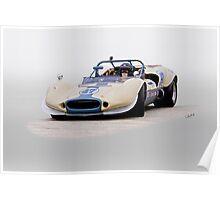1966 Leonheart Special Historic Racecar Poster