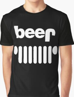 Jeep beer Graphic T-Shirt