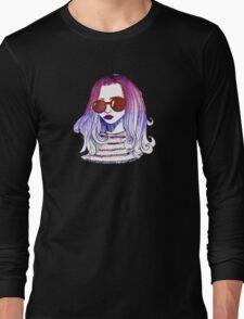 Ombre Hair 1  Long Sleeve T-Shirt