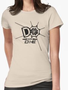 Do or Die Spider Funny Man's tshirt T-Shirt