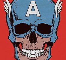 Captain Amerikilled by monsieurgordon