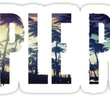 Simple Plan - Summer Paradise Sticker