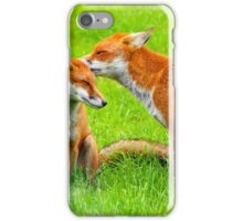 Fox case for iPhones and Samsung's iPhone Case/Skin