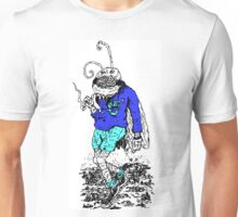 Fly Guy Blues Redbubble Exclusive Unisex T-Shirt