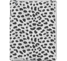 Cheap Grey Cheetah Designs!   iPad Case/Skin