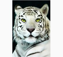 ☝ ☞ LOOKING INTO THE EYES OF THE WHITE TIGER☝ ☞ Unisex T-Shirt