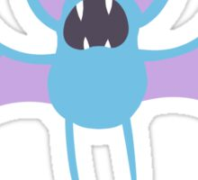 Pokemon Sticker: Zubat Sticker