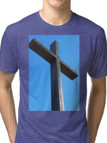 He is Risen! Tri-blend T-Shirt