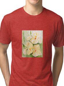 Three Irises Tri-blend T-Shirt