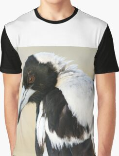 Magpie Graphic T-Shirt