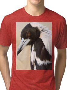Magpie Tri-blend T-Shirt