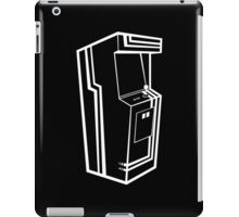 Arcade Black & White iPad Case/Skin