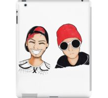 Cute Boys iPad Case/Skin