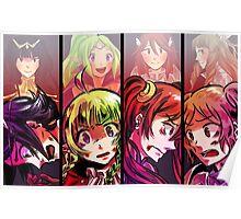 fire emblem awakening - sad daughters Poster