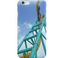 Wicked Twister Roller Coaster Spiral iPhone Case/Skin