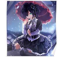 Takanashi Rikka Poster