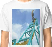 Wicked Twister Roller Coaster Spiral Classic T-Shirt