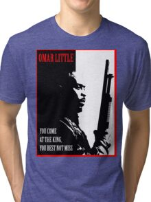 Don't Miss the King Tri-blend T-Shirt