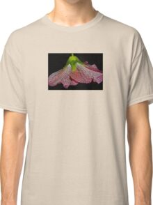 pink hollyhock skirt Classic T-Shirt