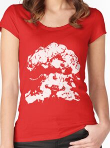 Ziggs Explosion Color Women's Fitted Scoop T-Shirt