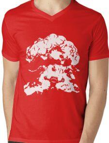 Ziggs Explosion Color Mens V-Neck T-Shirt